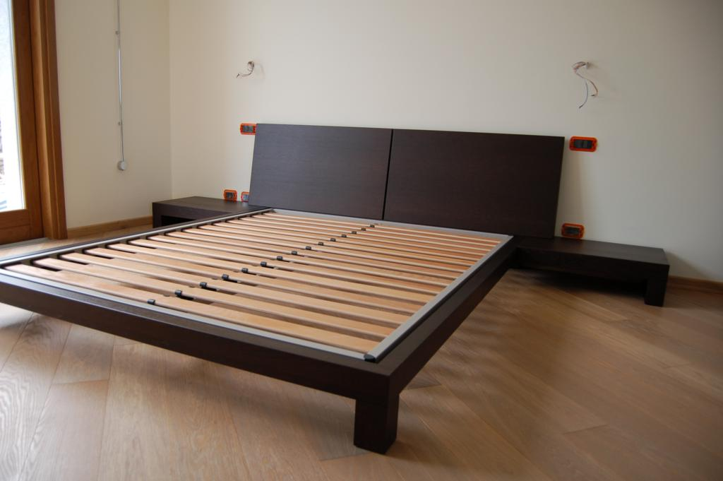 Strutture letto matrimoniale offerte idee per il design - Struttura letto ponte ikea ...