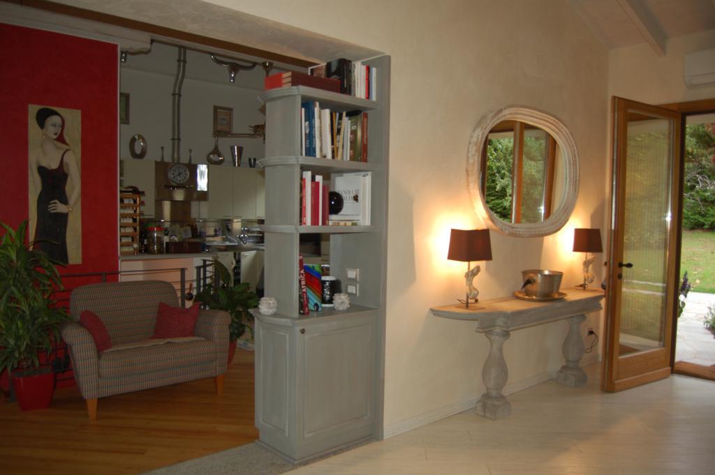 Muretto divisorio ingresso soggiorno excellent idee - Muretto divisorio cucina soggiorno ...